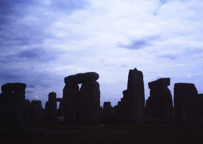 Cycling to Stonehenge