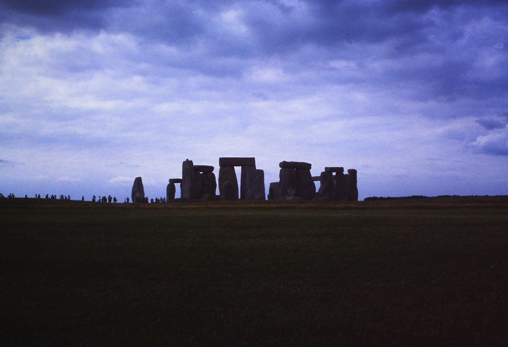 Cycling in England, Visit Stonehenge
