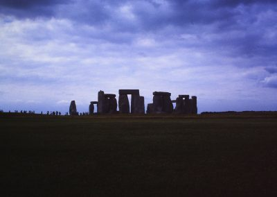 Bike Tour that Visits England's Stonehenge