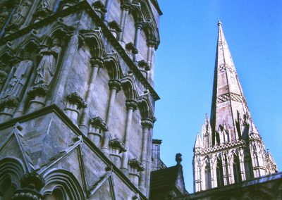 Salisbury Cathedral Tower