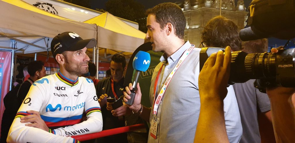 Valverde, Vuelta Bike Tour
