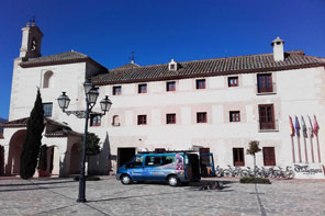 Bike Tour Historic Hotel in Andalucia
