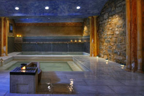 Relax in a Hammam on your Bike Trip