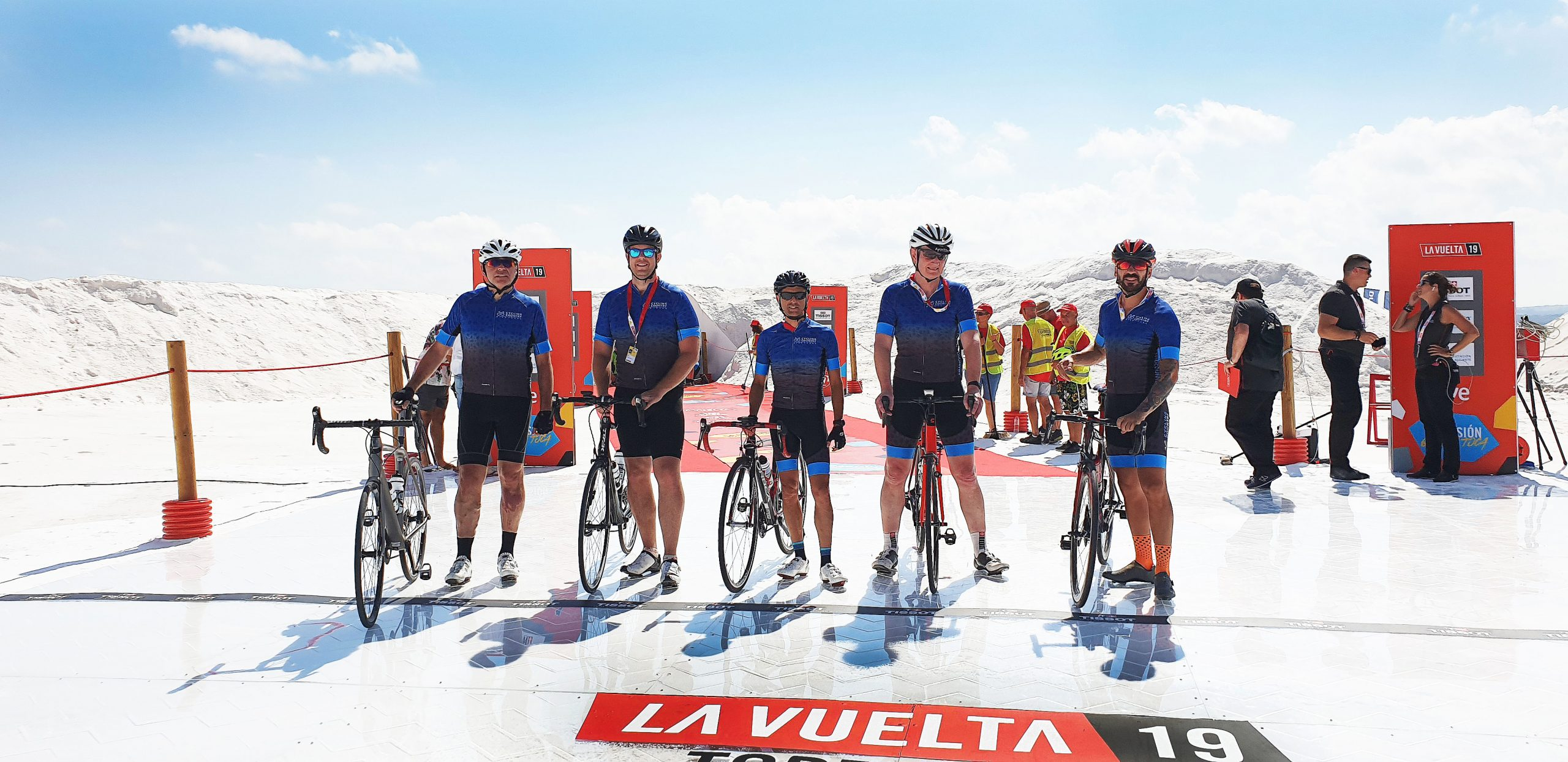 Ride the Vuelta Time Trial