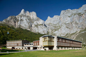 Luxury Hotel for Cycling in the Picos