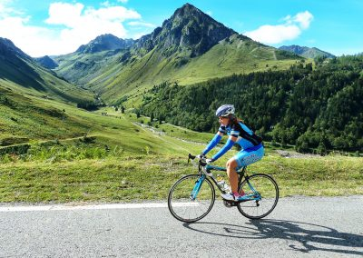 Cycling the Tourmalet