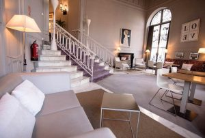 Hotel in Madrid on Vuelta Tour by Cycling Country
