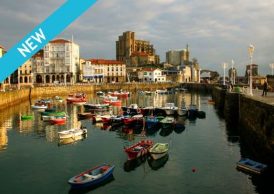 Spain's Green Coast      €1,125            Spain      9 DAYS