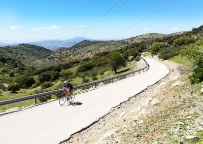 Road Cycling In Andalucia