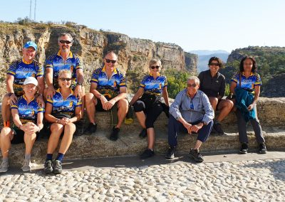 Bike Tour visiting Andalucia