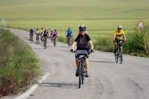 Cycling Andalucia