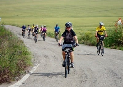 Road Cycling Andalucia