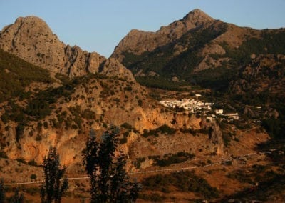 Best Cycling Trip in Andalucia visits Grazalema