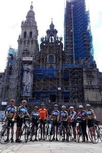 Cycling the Camino de Santiago, road cycling in the North of Spain