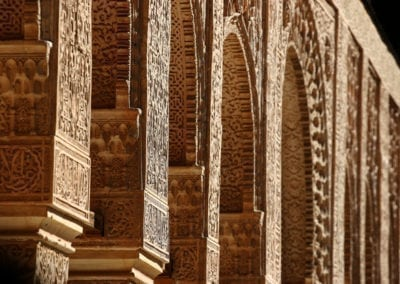 See the Alhambra on our Southern Spain Bike Tour
