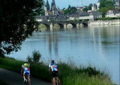 Cycling the Loire Valley, France