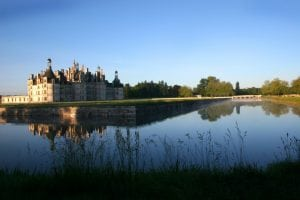Chateaus Cycling the Loire Valley, France, Chambord