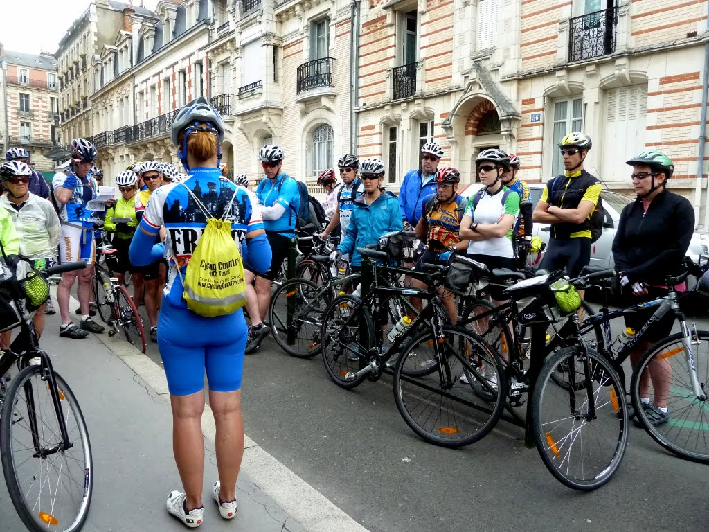 Cycling Tour Orleans France