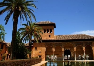 ike Tours - The Alhambra, Granada, Spain
