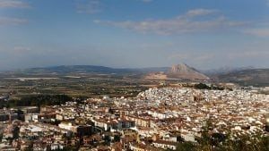 Road Cycling Antequera, Andalucia