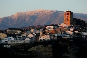 Self-guided road Bike Trip in Andalucia through small villages
