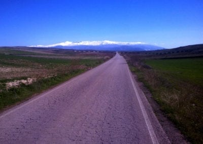 Cycling the Sierra Nevada
