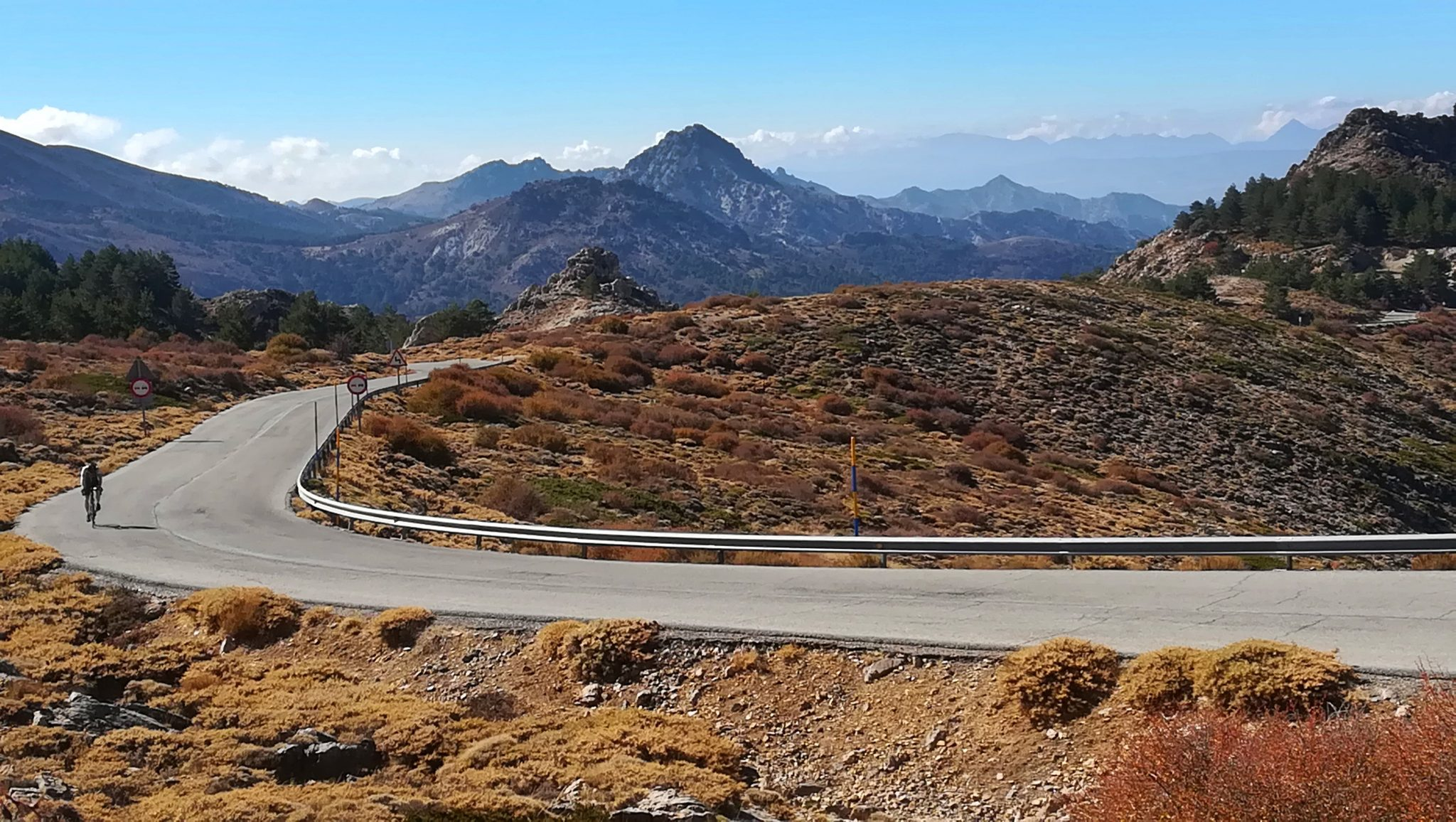 Granada and Sierra Nevada Road Cycling Spain  fb1352216