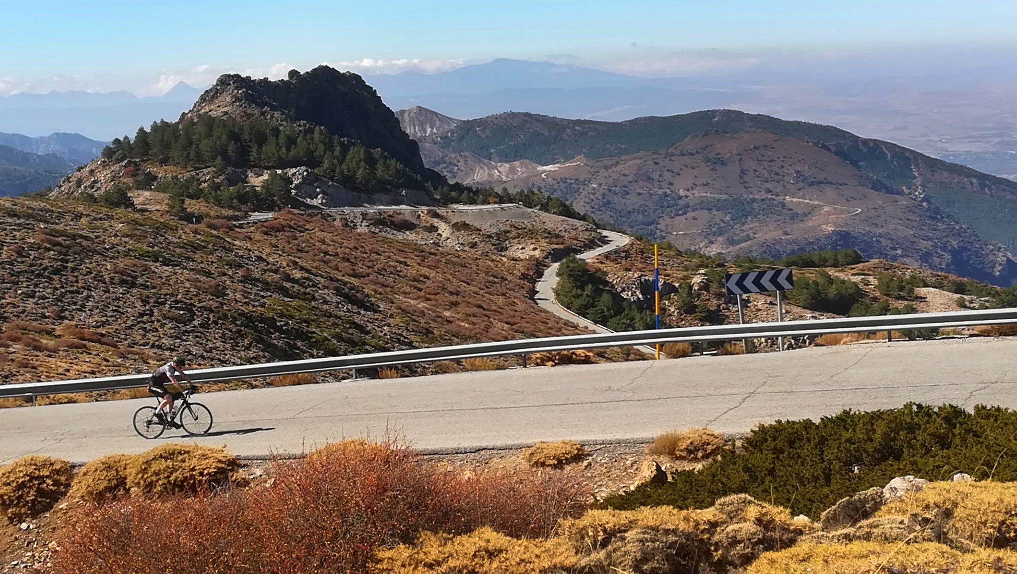 Cycle the Sierra Nevada in Spain