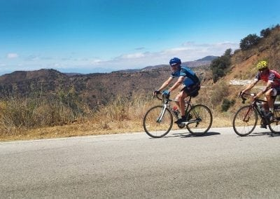 Road Cycling in Southern Spain