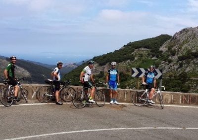 Road Bike Tour North Spain