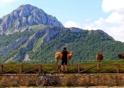 Wild Scenery in North Spain to Cycle