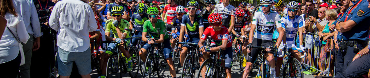 La Vuelta 2019 Road Bike Holiday with Cycling Country Bike Tours