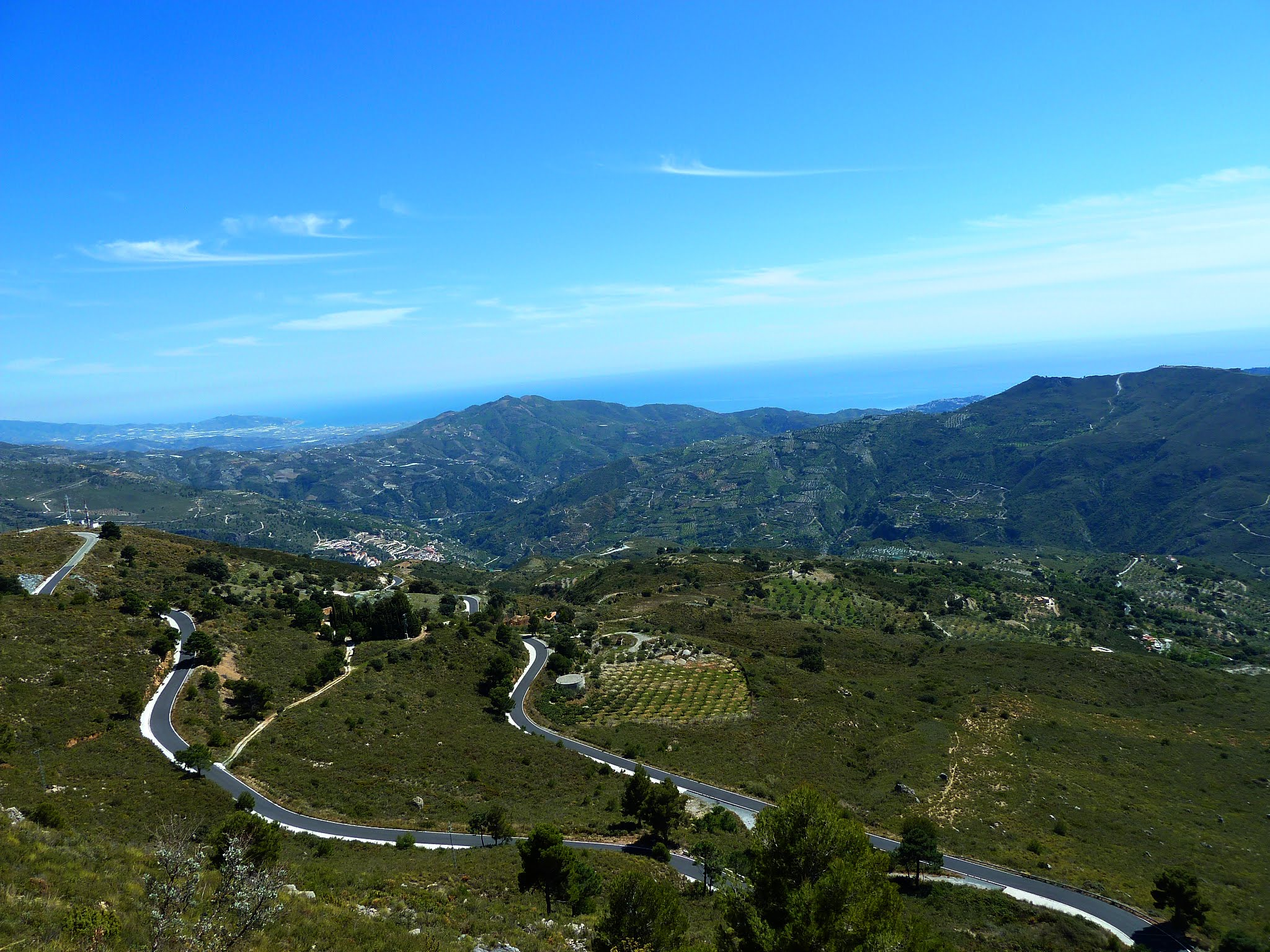 Road Cycling Spain | Lakes, Mountains & Sea | Cycling Country
