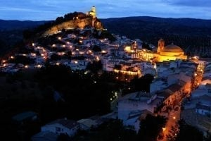 Road Bike Tour in Southern Spain which visits Granada