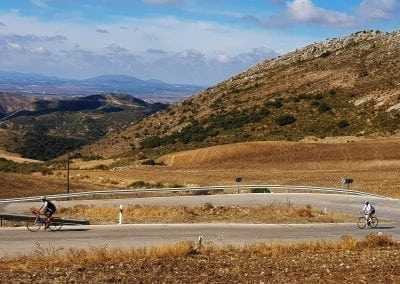 Vuelta Climbs Bike Tour - Cycling In Antequera