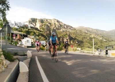 Vuelta Climbs Bike Tour - Cycling in Andalucia