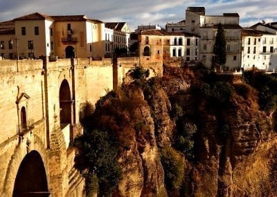 Ronda´s historic Bridge