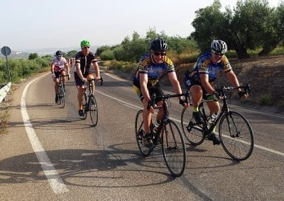 Cycle Tour in Andalucia
