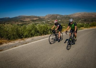 Road Bike tour in Southern Spain