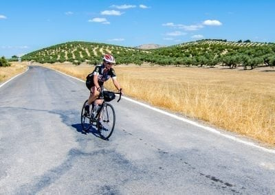 Road Bike Tour in Andalucia