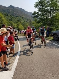 Bike Tour for La Vuelta 2019 Stage Depart - See Froome