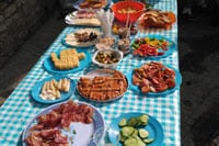 Road Cycling Tour in Spain - Eat well!