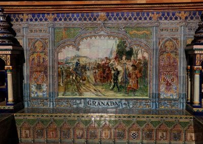 Granada Tiles, Cycling Country Bike Tours