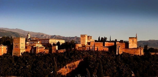 Road Cycling in Spain, Visit the Alhambra on a Guided Bike Tour