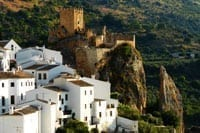 Road Bike Tour in Southern Spain, Cycling to Charming Villages