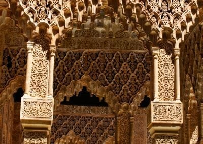 Visit the Alhambra on a bike trip