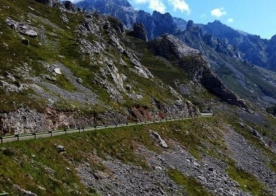 Famous Vuelta Climbs     €2,095            Northern Spain      8 DAYS