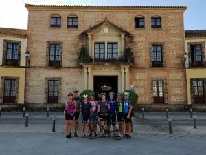 Road Cycling Self Led Tour from Sevilla To Granada