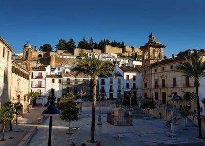 Road Bike Trip to White Villages of Andalusia
