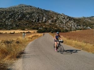 Moderate Road Biking Self guided Tours in Andalucia